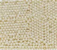 3mm Swarovski Crystal Cream Pearls - 50 count