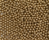 3mm Swarovski Crystal Bright Gold Pearls - 50 count