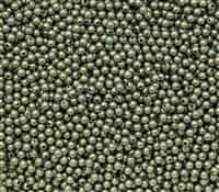 3mm Swarovski Crystal Iridescent Green Pearls - 50 count