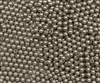 3mm Swarovski Crystal Platinum Pearls - 50 count