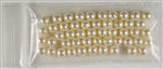 4mm Swarovski Cream Crystal Pearls