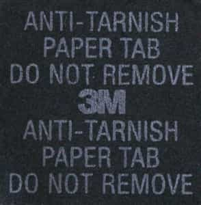 3M Anti-Tarnish Tabs - 20 Count
