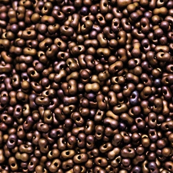 Miyuki Berry Seed Beads BB-2005 - MA MR Copper - 8 Grams