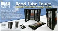 the BeadSmith Bead Tube Tower