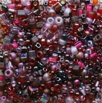 BeadSmith 22 grams Bead Soup ~ Vineyard