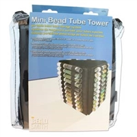 the BeadSmith Mini Bead Tube Tower