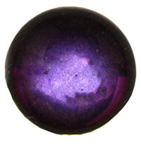 Czech 18mm Cabochon - CAB-R18-00030-29532 Backlit Purple Haze - 1 Cabochon