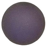Czech 18mm Cabochon - CAB-R18-00030-29572 Matte Backlit Purple Haze - 1 Cabochon