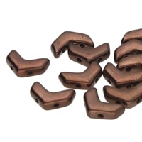 ChevronDuo : CHV10423980- 14415 - Jet Bronze - 30 Beads