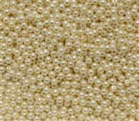 Pearl Coat Round 3mm : CP3-10001 - Pearl - Old Lace - 50 pcs