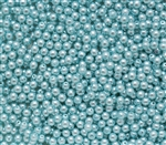 Pearl Coat Round 3mm : CP3-10110 - Pearl - Baby Blue - 50 pcs