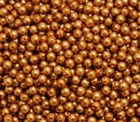 Pearl Coat Round 4mm : CP4-10016 - Coper - 50 pieces