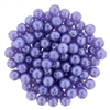 Pearl Coat Round 4mm : CP4-61308 - Pearl - Lilac - 50 pcs