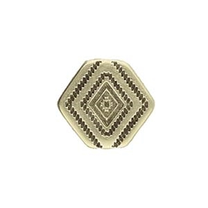 CYM-CHV-013048-AB - Malliadiko Bead Connector - Antique Brass Plate - 1 Piece