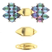 CYM-GD-012334-GP - Ralaki - GemDuo Magnetic Clasp - 24kt Gold Plated -  1 Piece