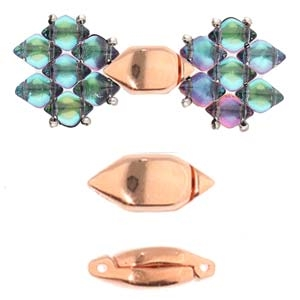CYM-GD-012334-RG - Ralaki - GemDuo Magnetic Clasp - Rose Gold Plated -  1 Piece