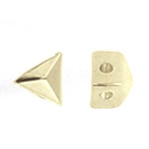 CYM-GD-012841-AB - Embourios - GemDuo Side Bead - Antique Brass Plated  - 1 Piece