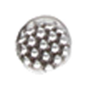 CYM-MN-012200-SP - Nera - Minos par Puca Bead Substitute - Antique Silver Plated - 1 Piece