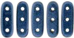 CZBEAM-79031 - CzechMates Beam 3/10mm : Metallic Suede - Blue - 25 Count