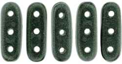 CZBEAM-79052 - CzechMates Beam 3/10mm : Metallic Suede - Dark Forest - 25 Count