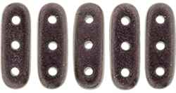 CZBEAM-79083 - CzechMates Beam 3/10mm : Metallic Suede - Dark Plum - 25 Count