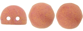 CZMCAB-PS1001 - CzechMates Cabochon 7mm : Pacifica - Watermelon - 12 Count