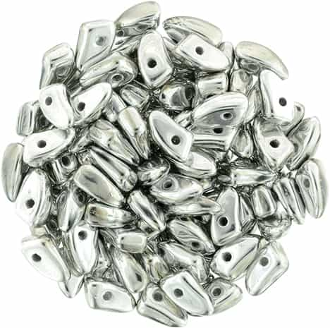CZPRG-27000 - Prong 3/6mm : Silver - 25 Count