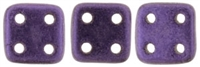 CZQT-79021 - CzechMates QuadraTile : Metallic Suede - Purple - 25 Count