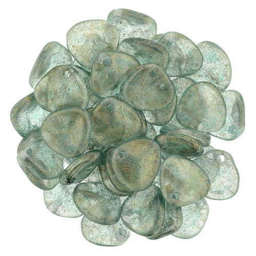 Rose Petals 8/7mm - CZRP8-29267 - Halo - Heavens - 25 Petals