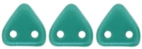 CzechMates Two Hole Trangles 6mm: CZT-25027 -  - 25 count