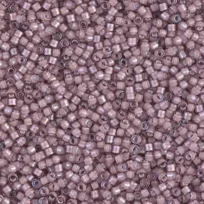 Miyuki Delica Seed Beads 5g 11/0 DB1791 ICL R Heather Cashmere