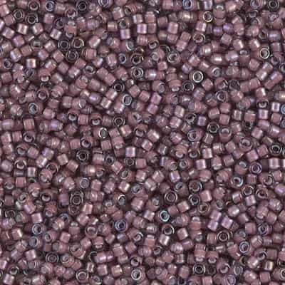 Miyuki Delica Seed Beads 5g 11/0 DB1792 ICL R Current Craze