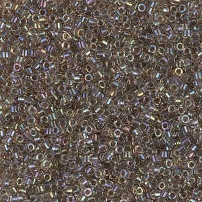 Miyuki Delica Seed Beads 5g 11/0 DB0064 TR Taupe