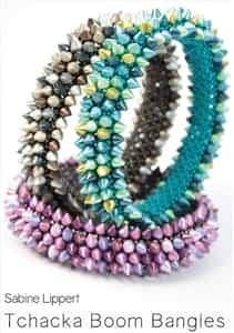 All Beads CZ Exclusive Bead Store Patterns - Tchacka Boom Bangles