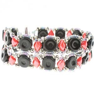 BeadSmith Digital Download Patterns - Avina Bracelet