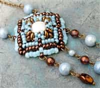 BeadSmith Digital Download Patterns - Casablanca Pendant