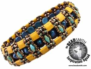BeadSmith Exclusive Bead Store Patterns - Charlestone Bracelet