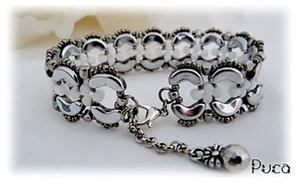 BeadSmith Exclusive Bead Store Patterns - Julia Bracelet