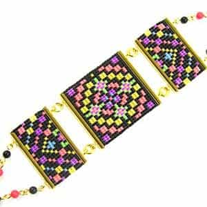 BeadSmith Exclusive Bead Store Patterns - Luminous Bracelet