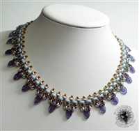BeadSmith Digital Download Patterns - Moni Luna Necklace