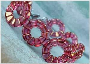 BeadSmith Exclusive Bead Store Patterns - Nib-BIt Bubble Bracelet
