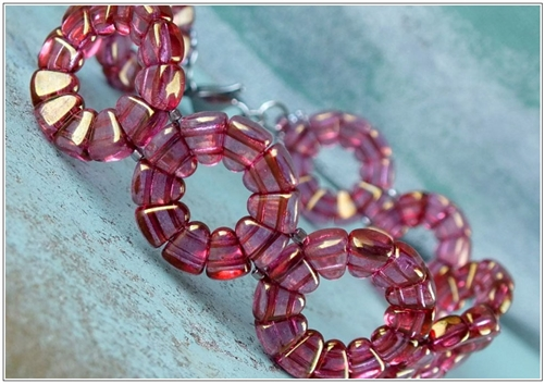 BeadSmith Digital Download Patterns - Nib-BIt Bubble Bracelet