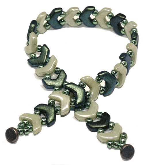 BeadSmith Digital Download Patterns - One Way Bracelet