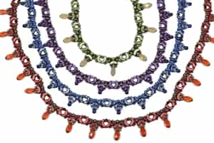 BeadSmith Exclusive Bead Store Patterns - Riss Necklace