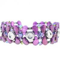 BeadSmith Digital Download Patterns - Syra Bracelet