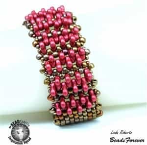 BeadSmith Digital Download Patterns - Wiggle Room Bracelet