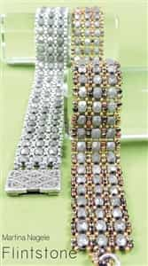 All Beads CZ Exclusive Bead Store Patterns - Flintstone