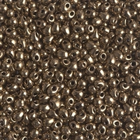 Miyuki Drop Seed Beads 2.8mm DP28-457 M Dark Bronze