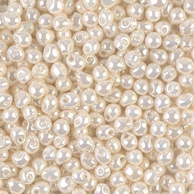 Miyuki Drop/Fringe Seed Beads 3.4mm DP421D Ceylon Light Yellow