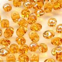 DU0510060-28701 - SuperDuo 2.5X5mm Topaz AB - 8 Grams